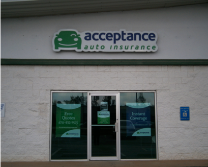 Acceptance Insurance - Industrial Blvd