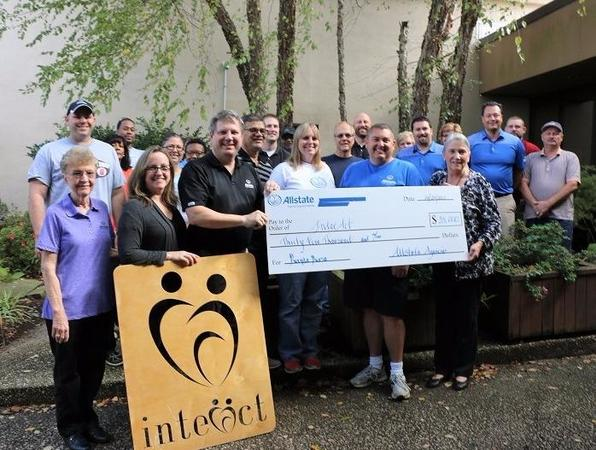 Keith Brinson - Allstate Foundation Grant for InterAct