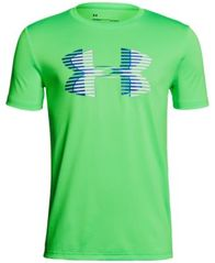 Image of Under Armour Logo-Print T-Shirt, Big Boys