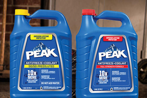 PEAK Antifreeze