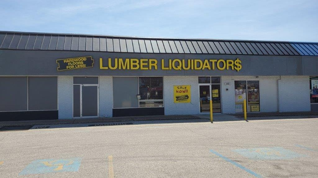 LL Flooring #1372 Fairless Hills | 150 Lincoln Highway | Storefront
