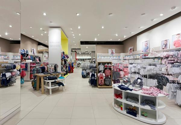 Mothercare westfield Stratford childrens clothes