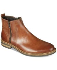 Image of Alfani Men's Jayce Textured Chelsea Boots, Created for Macy's