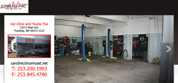 Car Clinic in Puyallup for all your automotive needs