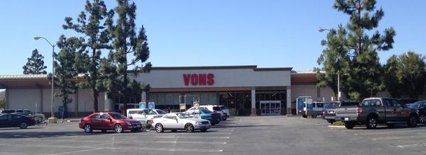 Vons Los Angeles Ave Store Photo