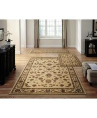 Image of KM Home Roma Isfahan 3-Pc. Rug Set