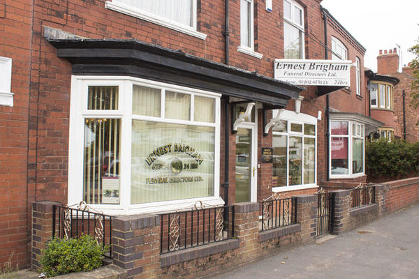 Ernest Brigham and F. Kneeshaw & Sons Funeral Directors in Bridlington