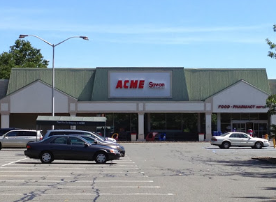 Acme Markets store front picture of store at 329 Speedwell Ave in Morris Plains NJ