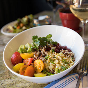 Image of Veggie and Grain Salad