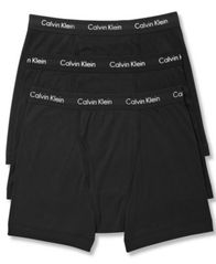 Image of Calvin Klein Men's Classic Boxer Briefs 3-Pack NU3019