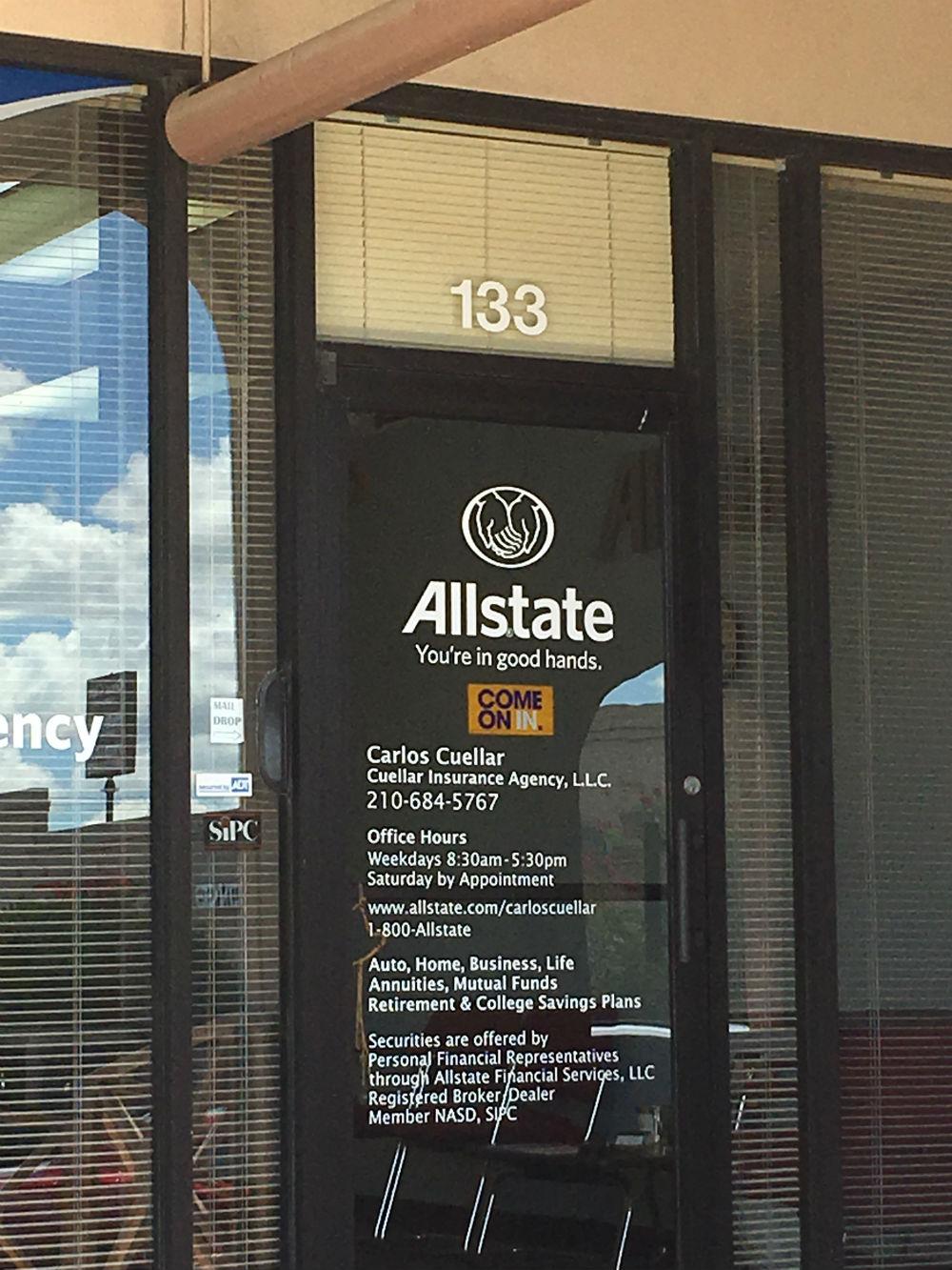 Allstate   Car Insurance in San Antonio, TX - Carlos Cuellar