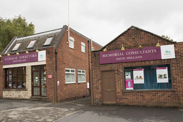 David Holland Funeral Directors in Grantham