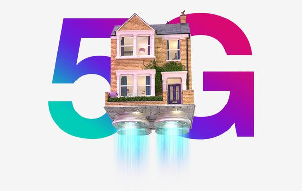 5G on Three