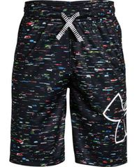 Image of Under Armour Boy's Renegade 2.0 Printed Shorts
