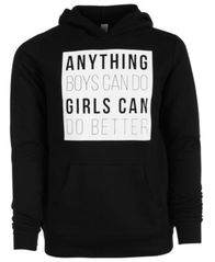 Image of Ideology Big Girls Anything-Print Hoodie, Created for Macy's
