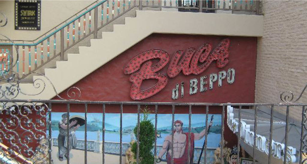 Italian Restaurant Catering Buca Di Beppo Kansas City Plaza