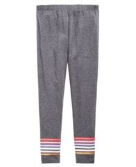 Image of Epic Threads Big Girls Border Stripe Leggings, Created for Macy's