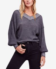 Image of Free People Southside Thermal Pullover Top