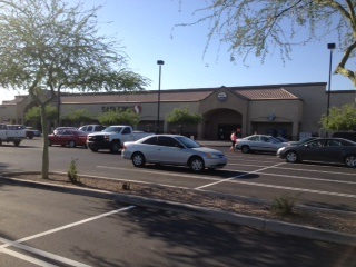Safeway Store Front Picture at 90 S Val Vista Dr in Gilbert AZ