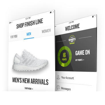 Get The Finish Line App