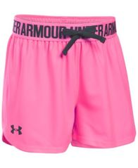 Image of Under Armour Play Up Running Shorts, Big Girls