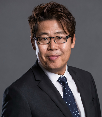 Photo of Peter Kim