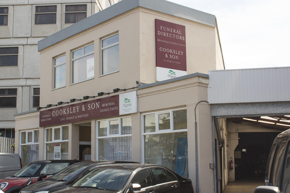 Cooksley & Son Funeral Directors in Weston Super Mare