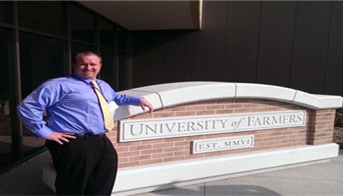 At the University of Farmers® in Grand Rapids Michigan