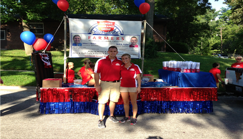 Clinton County Parade photo