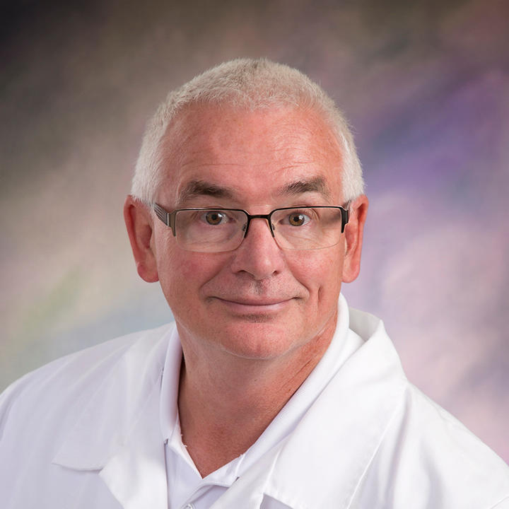 Photo of Donald Oliver, M.D.