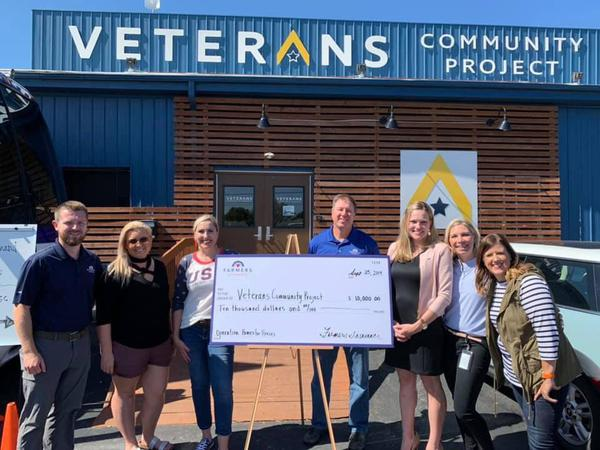 Wingate Agency donates to VCP