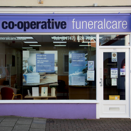 The Co-operative Funeralcare Gillingham