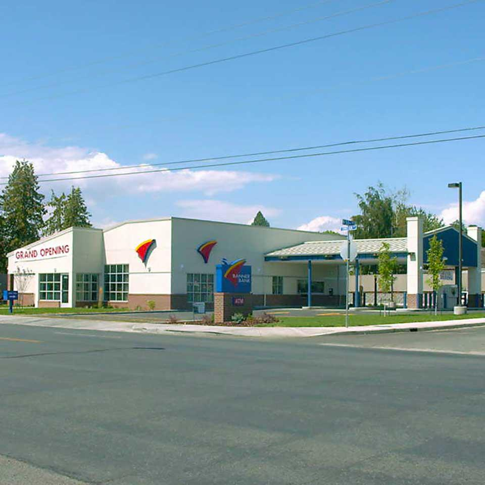 Banner Bank Summitveiw branch in Yakima, Washington