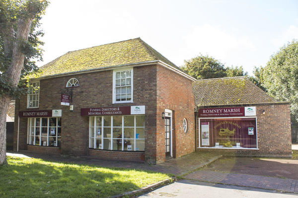 Romney Marsh Funeral Directors in New Romney