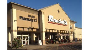 Randalls store front picture at 1500 W 35th St in Austin TX