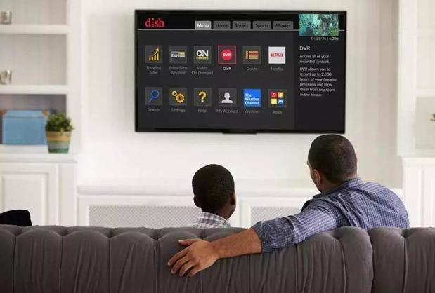 Dish Product Offering Tv And Hopper Dvr