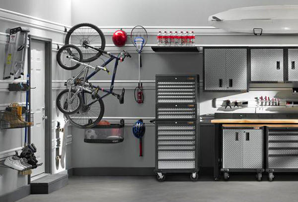 Transform Your Garage