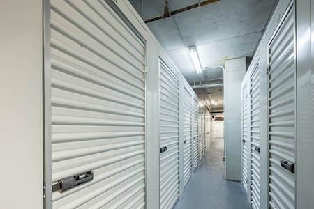 Harlem storage facility interior