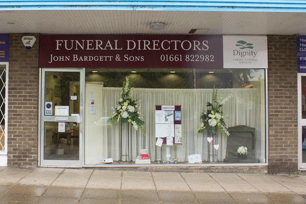 John Bardgett & Sons Funeral Directors in Ponteland, Newcastle Upon Tyne