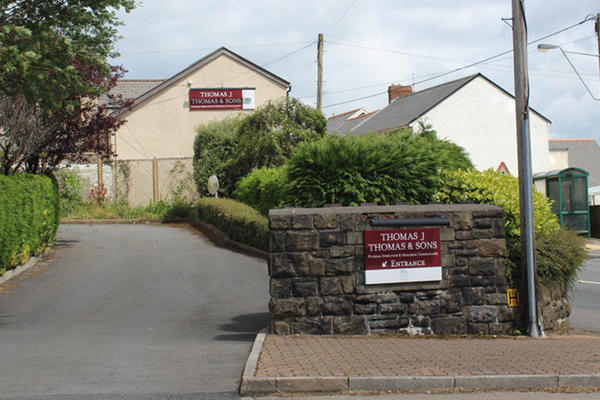 Thomas J Thomas & Sons Funeral Directors in Beaufort Hill, Ebbw Vale