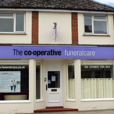 The Co-operative Funeralcare Freshwater