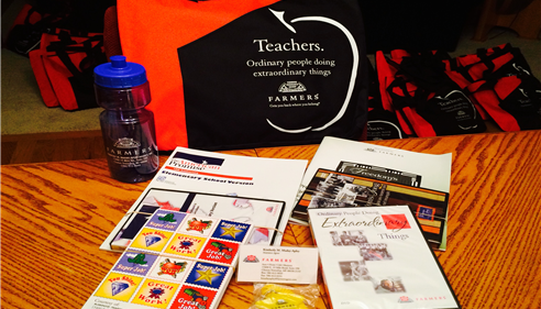 Farmers® Loves Teachers!