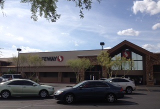 Safeway Store Front Picture at 29834 N Cave Creek Rd in Cave Creek AZ