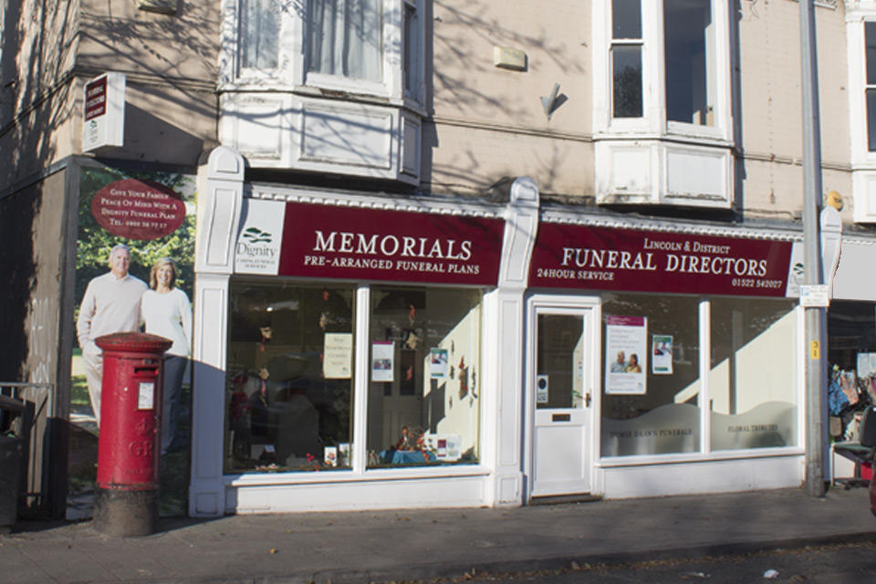 Lincoln & District Funeral Directors in Lincoln