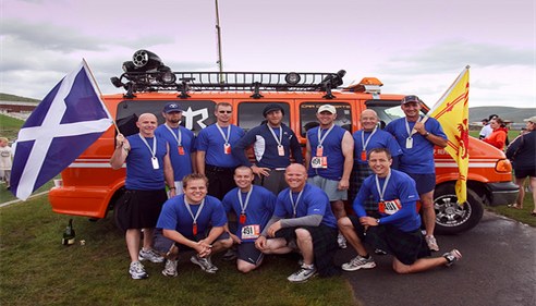 RAGNAR Team Relay