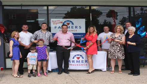 Ribbon Cutting Ceremony that took place in June at 6226 Bustleton Avenue.
