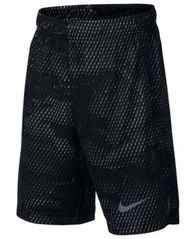 Image of Nike Big Boys Printed Training Shorts