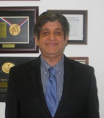 Photo of Sam Zahedani