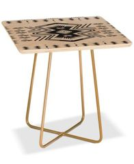 Image of Deny Designs Holli Zollinger Colorado Canvas Side Table