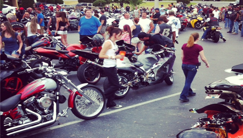 Bikers for Babies March of Dimes